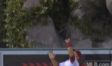 Mike Trout Put on a Defensive Show in Extra Innings Last Night (GIFs)