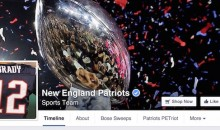 New England Patriots Facebook Page Supports Tom Brady (Pics)