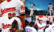 Orioles Rock Special Unis in First Home Game Since April 29th (Tweet and Pic)