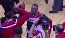 Paul Pierce Sinks Game-Winning Jumper for the Wizards (Video)