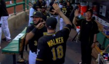 Pirates Get the First 4-5-4 Triple Play in MLB History (Video)