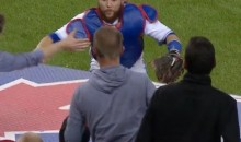 Russell Martin Does Parkour, Still Doesn't Make the Catch (Video)