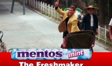 Someone Turned a Scene from 'Bloodsport' into a Mentos Ad (Video)