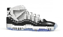 These LEGO Jordans Look Like a Disaster Waiting to Happen (Pics)