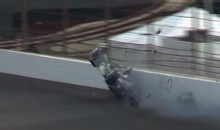 This Ed Carpenter Indy 500 Practice Crash Is Pretty Terrifying (Video)