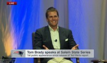 Tom Brady Comments on Wells Report, DeflateGate (Video)