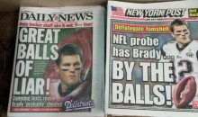 We've Got All the Awful Pun Headlines About 'Tom Brady's Balls' Here (Pics)