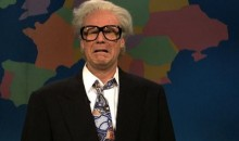 Will Ferrell Dusted Off His Harry Caray for David Letterman (Video)