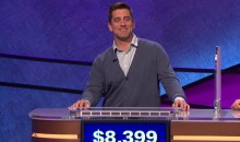 Aaron Rodgers Won Celebrity Jeopardy, Becasue He's Aaron Rodgers and He Wins Everything (Video)