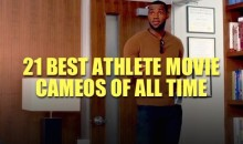 21 Best Athlete Movie Cameos of All Time