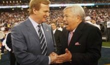 Deflategate Update: BFFs Robert Kraft and Roger Goodell Are Working Behind the Scenes to Avoid an Official Appeal and/or Lawsuit (*UPDATED*)