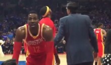Dwight Howard Threatens Heckler During Game 4 Blowout Loss to Clippers (Video)