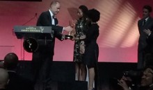 TNT's Ernie Johnson Gave His Sports Emmy to Stuart Scott's Daughters