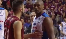 Metta World Peace Ejected from Italian League Playoff Game After Earning Five Fouls in One Minute (Video)