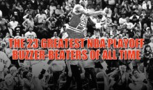 The 23 Greatest NBA Playoff Buzzer-Beaters of All Time
