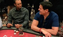 "Mark Cuban Says Tiger Woods Left Him ""Dead Broke"" at the Poker Table (Video)"