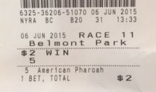 $315K in American Pharoah Winnings Still Unclaimed