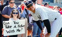 A-Rod, Still in Damage Control-Mode, Takes a Pic with Fans (Tweet)
