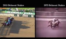Watch Footage of American Pharoah vs. Secretariat (Video)