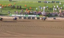 American Pharoah Wins Belmont Stakes, Triple Crown (Video)