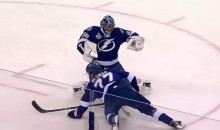 Embarrassing Blooper Costs Lightning Game 5 (Video)