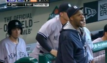 C.C. Sabathia Doesn't Like When You Throw at His Teammates (Video)