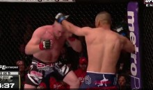 Watch This Lightning Quick Dan Henderson Knockout vs. Tim Boetsch (Video)