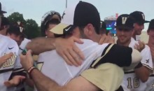Dansby Swanson Celebrates Being MLB's #1 Pick with Vandy Teammates (Video)