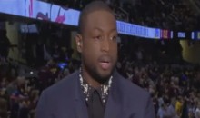 Dwyane Wade Uses Past Tense When Discussing Time in Miami (Video)