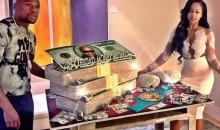 Floyd Mayweather's Birthday Cake Was So Floyd Mayweather