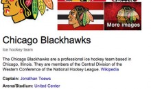 According to Google, the Blackhawks are Already 2015 Stanley Cup Champs (Pic)