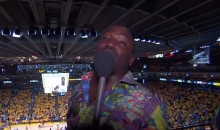 Jimmy Kimmel Sent Hannibal Buress To NBA Finals Game 5 (Video)