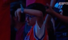 Knicks Select Kristaps Porzingis at No. 4, Make Young Fan Cry (Video)