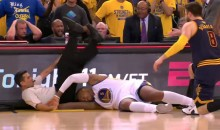 Marreese Speights Failed Dunk Was an Epic Disaster (Video)