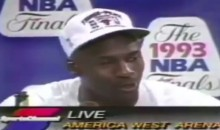 "Here's Michael Jordan's Take On Being ""The Best Player In The World"" (Video)"