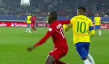 Neymar Did This to Peru at Copa America (Videos)