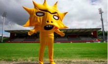 Partick Thistle FC's New Mascot Is Made Out of Nightmares