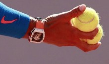 Rafael Nadal Wears $775K Watch at French Open (Pics)