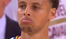 Sad Steph Curry Blows It as Cavs Win Game 2 (Videos)