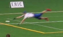 Ultimate Frisbee Player Makes Jaw-Dropping Catch (Video)
