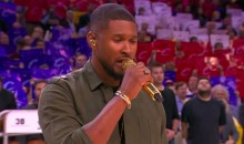 Usher Sang the National Anthem for NBA Finals Game 4 (Video)