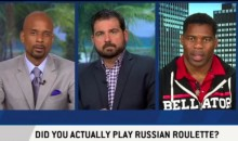 WTF? Herschel Walker Used to Play Russian Roulette? (Video)