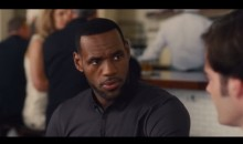 Watch LeBron Sell Cleveland in This 'Trainwreck' Trailer (Video)