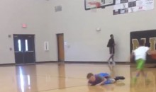 This Youngster's Ankle-Breaking Crossover Is Unreal (Video)