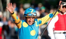 American Pharoah Jockey Victor Espinoza Says He's Donating Belmont Winnings to Cancer Charity
