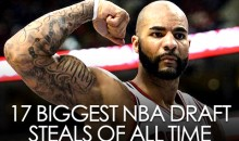 17 Biggest NBA Draft Steals of All Time