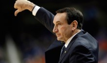 Coach K Twitter Spy: Duke Coach Follows Players with Secret Twitter Account