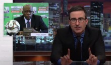 Former FIFA Exec Jack Warner Responded to John Oliver's Attack on Trinidadian TV, and It Was Hilarious (Videos)