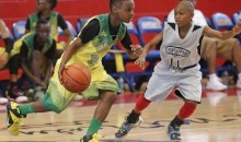 Forget LeBron James and the NBA Finals. Behold LeBron James Jr. in the Hype Sports Summer Jam (Video)
