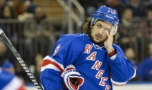 Rangers Forward Mats Zuccarello Lost the Ability to Speak for Four Days After Taking a Slap Shot to the Head (Video)